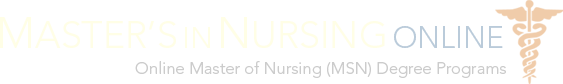 Masters In Nursing Online - Online Master of Nursing (MSN) Degree Programs